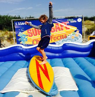 Surf Safe - foto a